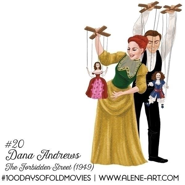 100 Days Movies 19 20 Forbidden - aleneart | ello