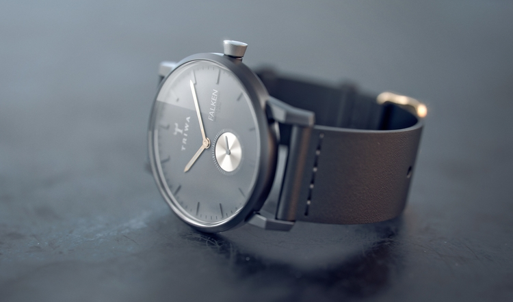 Triwa Falken Wrist Watch. Model - esbenoxholm | ello