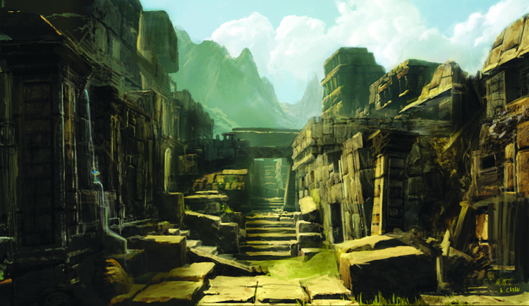 Deadfall Adventures, Farm 51 Ma - kaban | ello