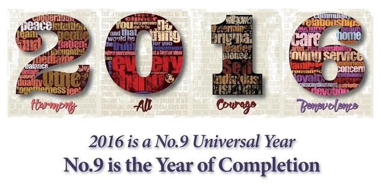 Happy Year - design, typography - guyleewil | ello