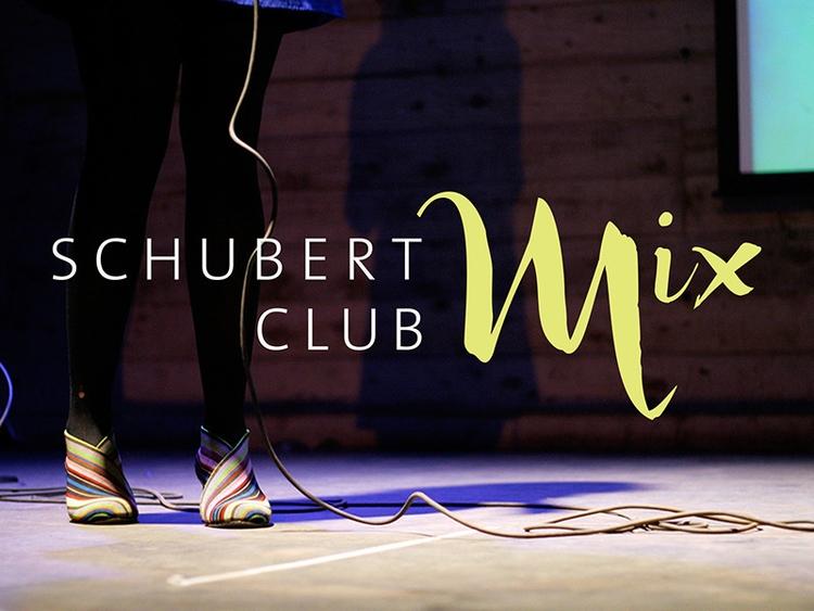 Schubert Club Mix event series - evalovisa | ello