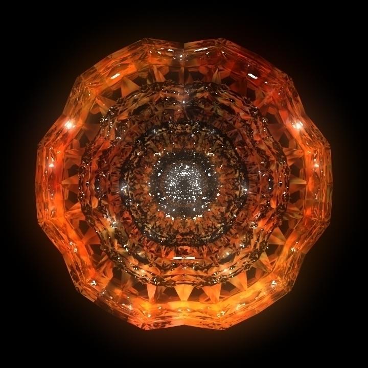 Eye Cyma: Fire Ice Aztec - 3D a - theonlykoala | ello