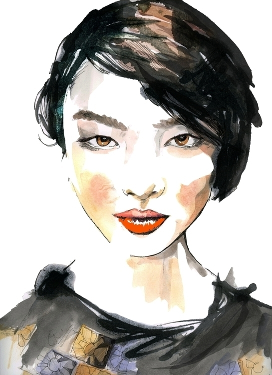 Fei fei Sun fashion model - ken-1370 | ello