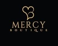 Mercy Boutique - identity, logo - richardkhuptong | ello