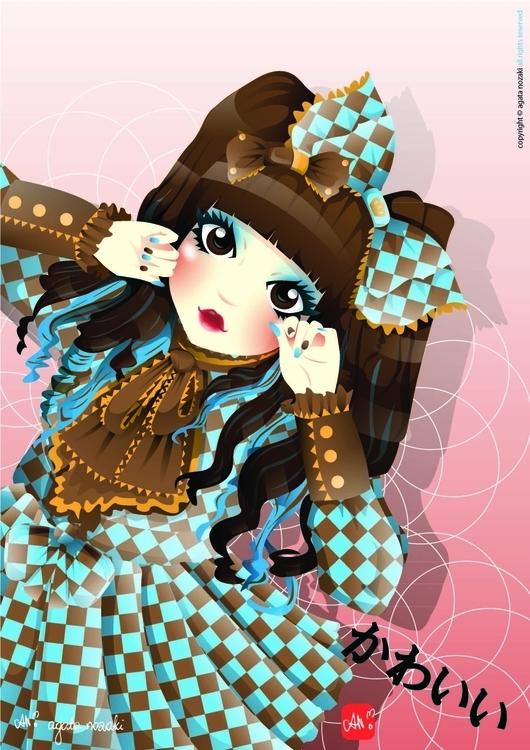 Lolita - lolita, cute, cutegirl - anozaki | ello