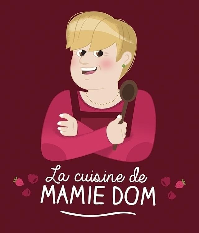 Personal illustration apron :co - melielychee | ello