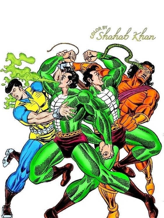 Super Commando Dhruv Nagraj Col - shahab01 | ello