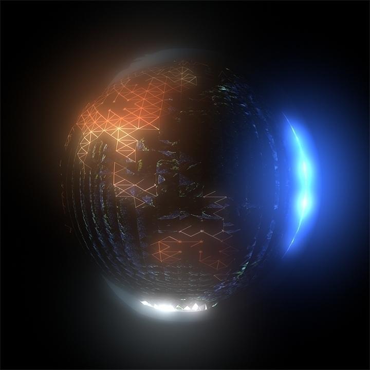Albedo: Day Night - 3D digital  - theonlykoala   ello