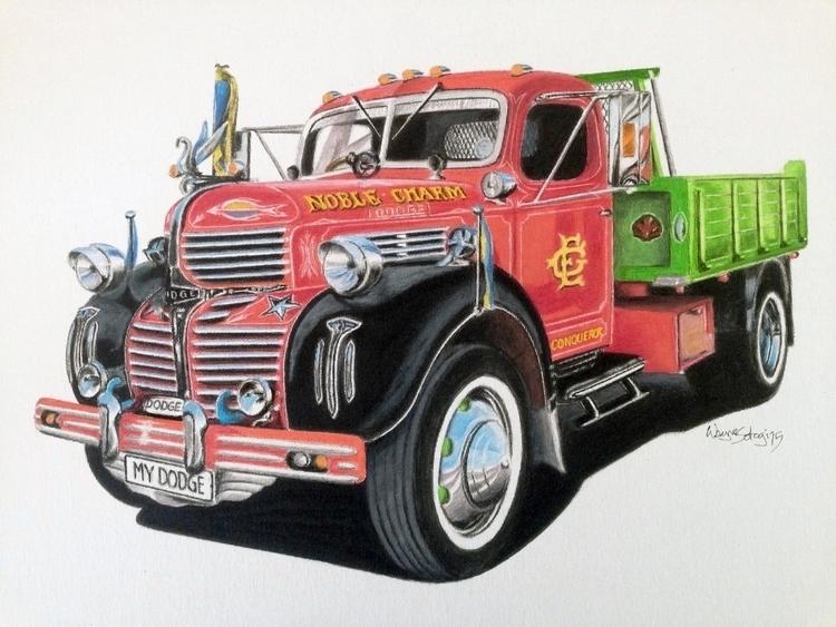 1940 Dodge T222 truck client Ma - inspia | ello