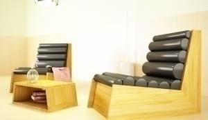 Poltrona Cyl - furnituredesign, leather - melissa_domenici | ello