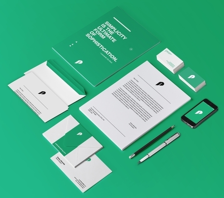 branding, logo, logodesign, logotype - pedrobranding | ello