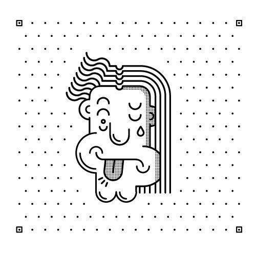 Bip - illustration - maestroambrosiano | ello