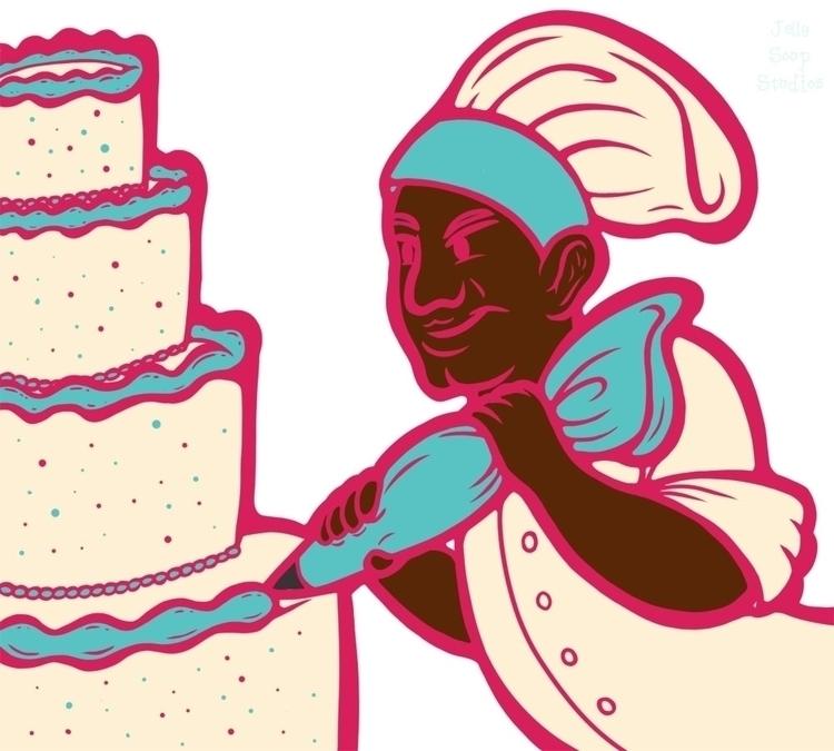 addicted cake baking shows expe - jellysoupstudios | ello