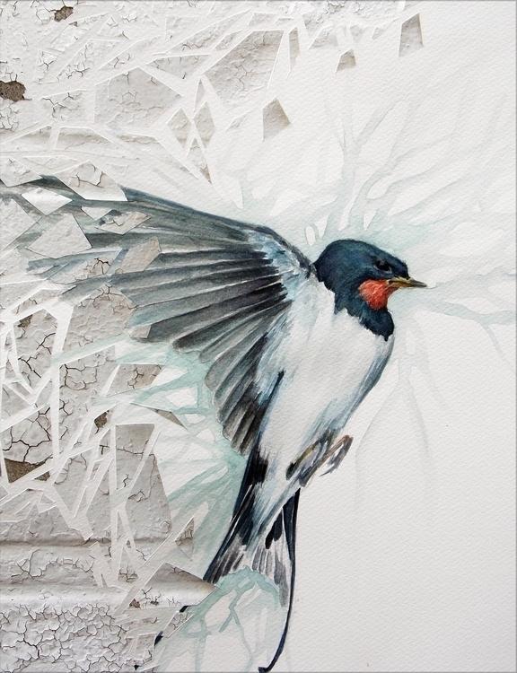 aquarelle paper aprox.25X35cm - saritaboomerangdecor | ello