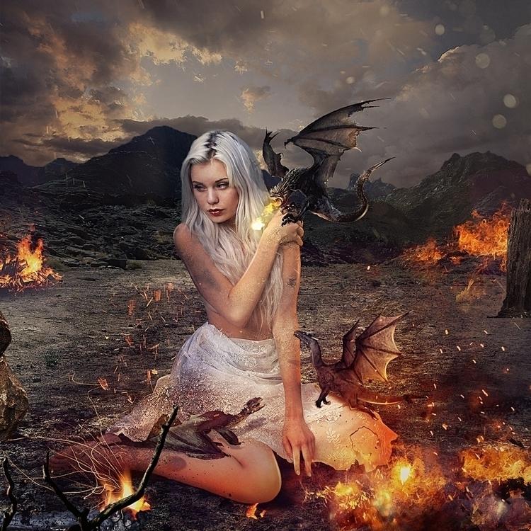 Daenerys - joshnx | ello