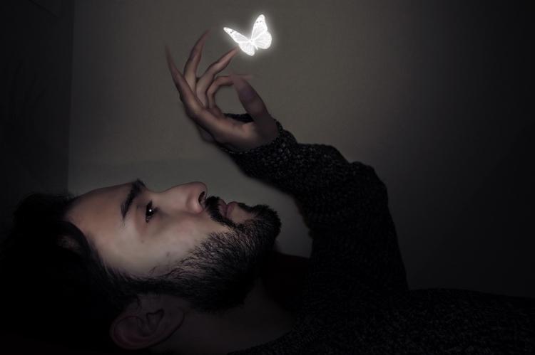 depression.. find light - Art, Light - theartofleo | ello