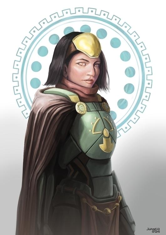 illustration, characterdesign - juanco-1165 | ello
