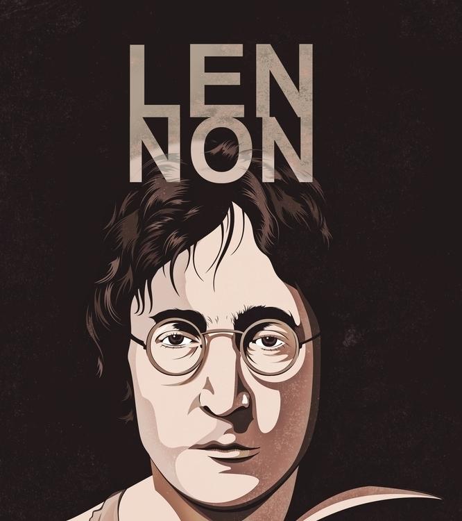 John Lennon - johnlennon, imagine - saam92 | ello