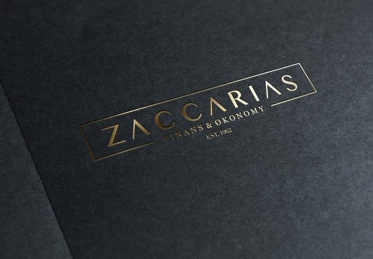 Zaccarias - branding, brand - alexander-1613 | ello
