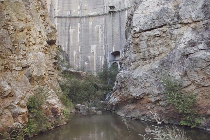 View bottom dam - photography, photoshop - joanasantos | ello