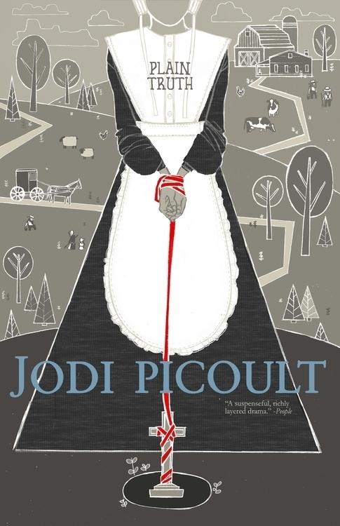 Plain Truth - JodiPicoult, bookcover - brennathummler | ello