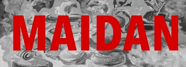 maidan, maidanrevolution - oksin | ello