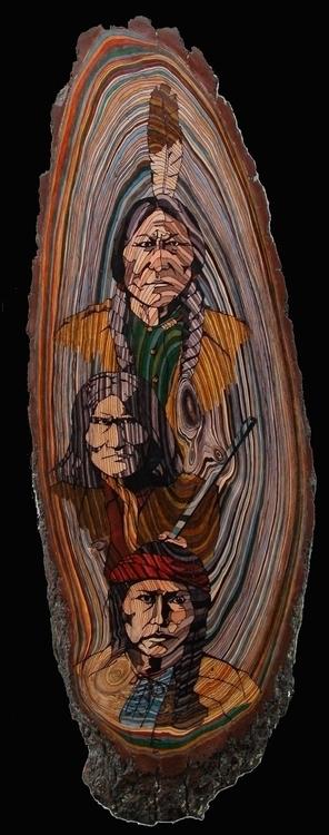 Pen wood piece - 60 tall 22 wid - waubrey | ello