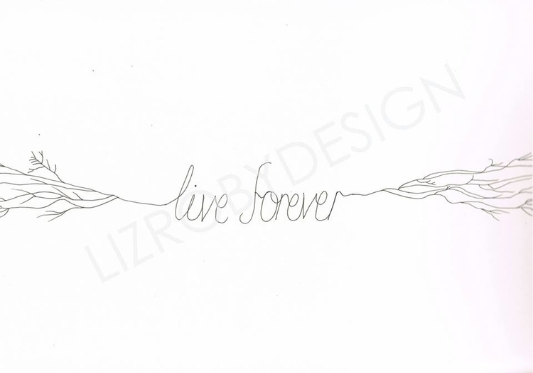 Live Tattoo Design - tattoodesign - lizroby | ello