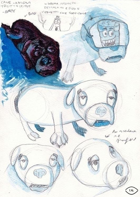 Trottaleme. dog. revisiting coc - fagfedericaaglietti   ello