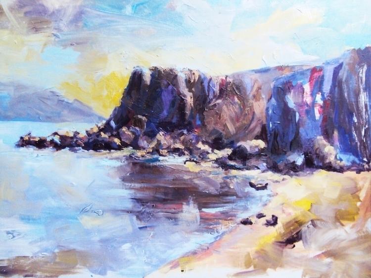 Lopar - painting - ateliersellier-2951 | ello