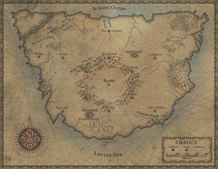 Commissioned map - robertaltbauer | ello