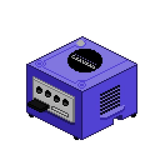Nintendo Gamecube xD absolutely - steampunkstein | ello