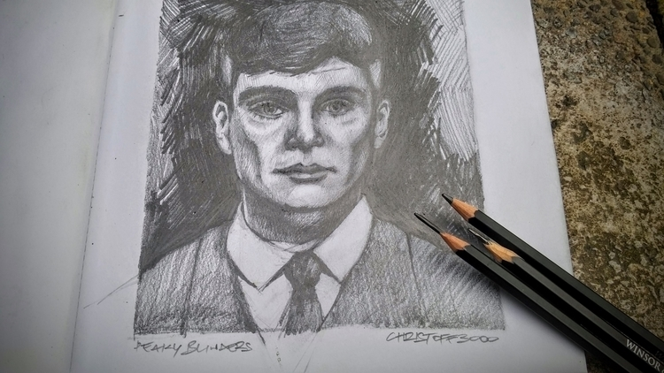 illustration, portrait, portraitillustration - christoff3000-1340   ello