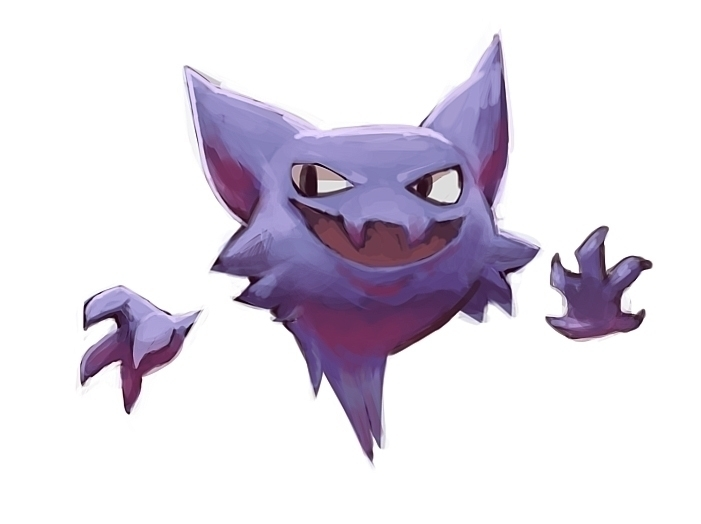 test post  - pokemon, haunter - hedwig-8093 | ello