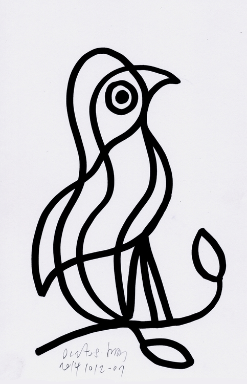 BIRD _ 01 2014, october 12 - pa - istvanocztos | ello