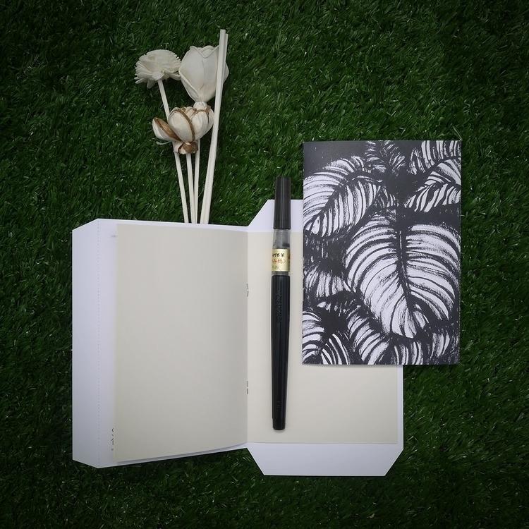 Hosta Plants • Postcard. Pm pri - sijie_ng | ello
