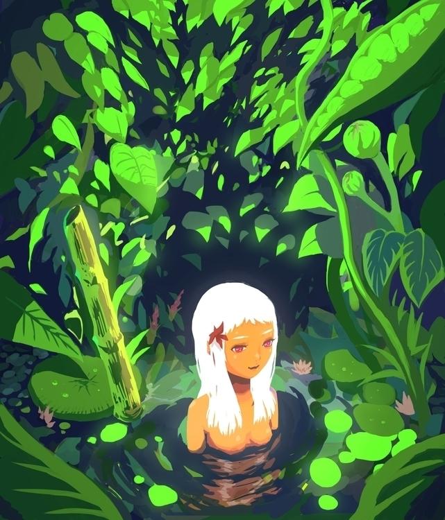 illustration - sasphere | ello