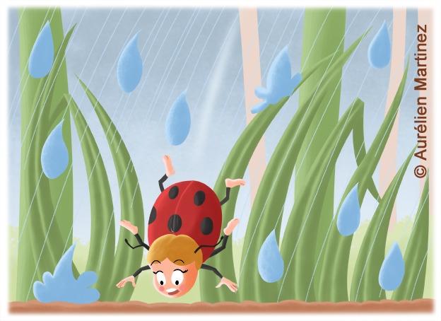 Ladybird illustration, july 201 - aurelienmartinez | ello