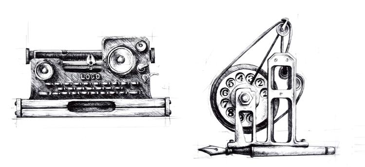 Creative mechanics // Welma Des - welmasykes | ello