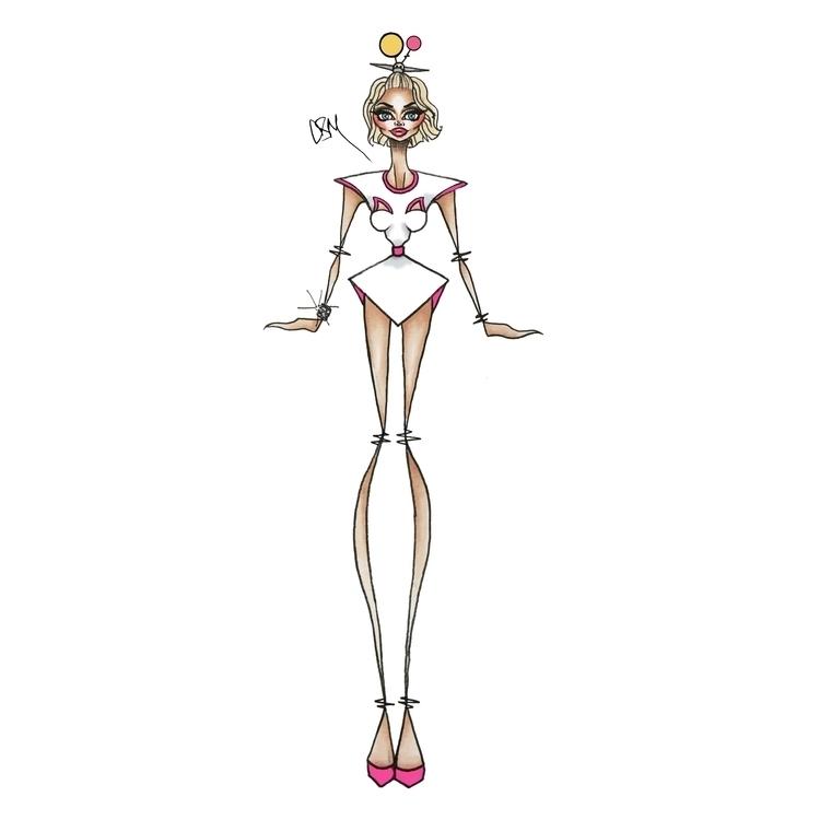 Trixie Mattel - Jetset Eleganza - chrismcp | ello