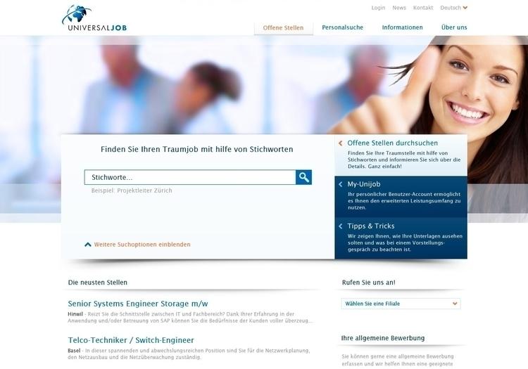 universal-job - webdesign, webdesign - mason-1288 | ello