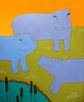 Pond - manymoons-1059 | ello