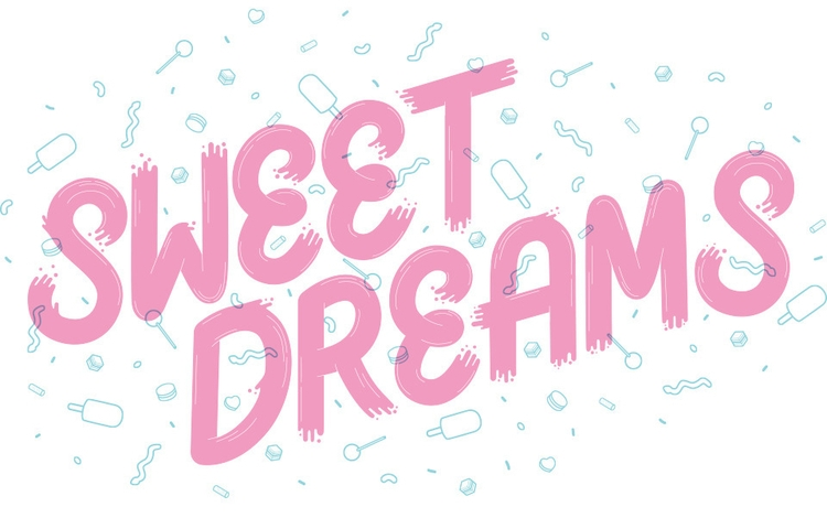 'Sweet Dreams' - Personal Illus - ellenporteus | ello