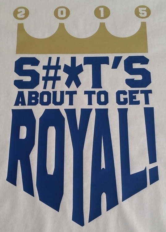 Royal! (2015 playoff design - mekanik32 | ello