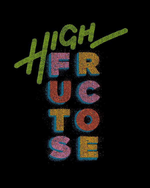 'High Fructose' - Personal Illu - ellenporteus | ello