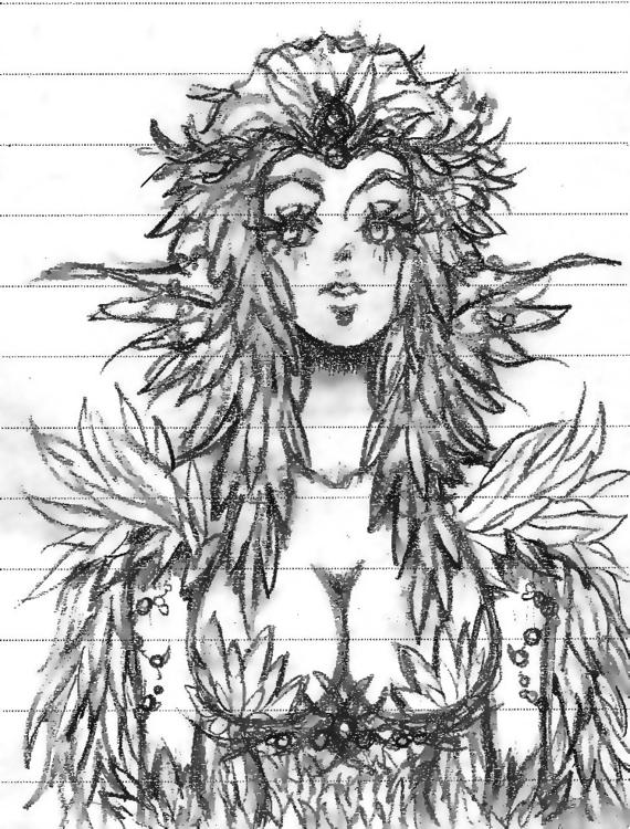 Royalty - sketch, blackandwhite - laurentesch | ello