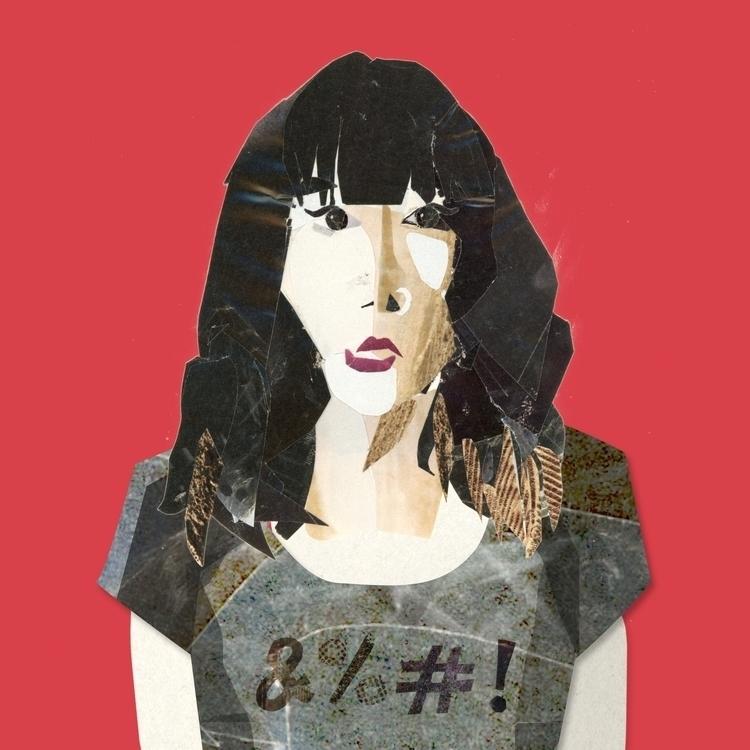Illustrated Portrait - marinashutup - cyd-7746 | ello