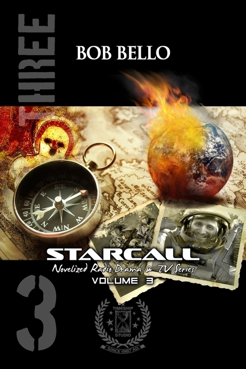 Book cover Starcall Anthology,  - timeship | ello
