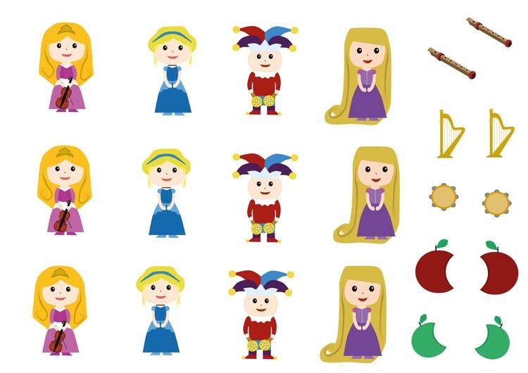 Stickers - stickers, illustration - youcancallmenad   ello