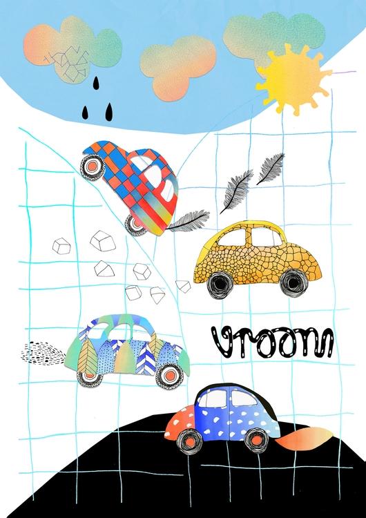 VROOM - volkswagen, beetle, 2cv - dorrith | ello